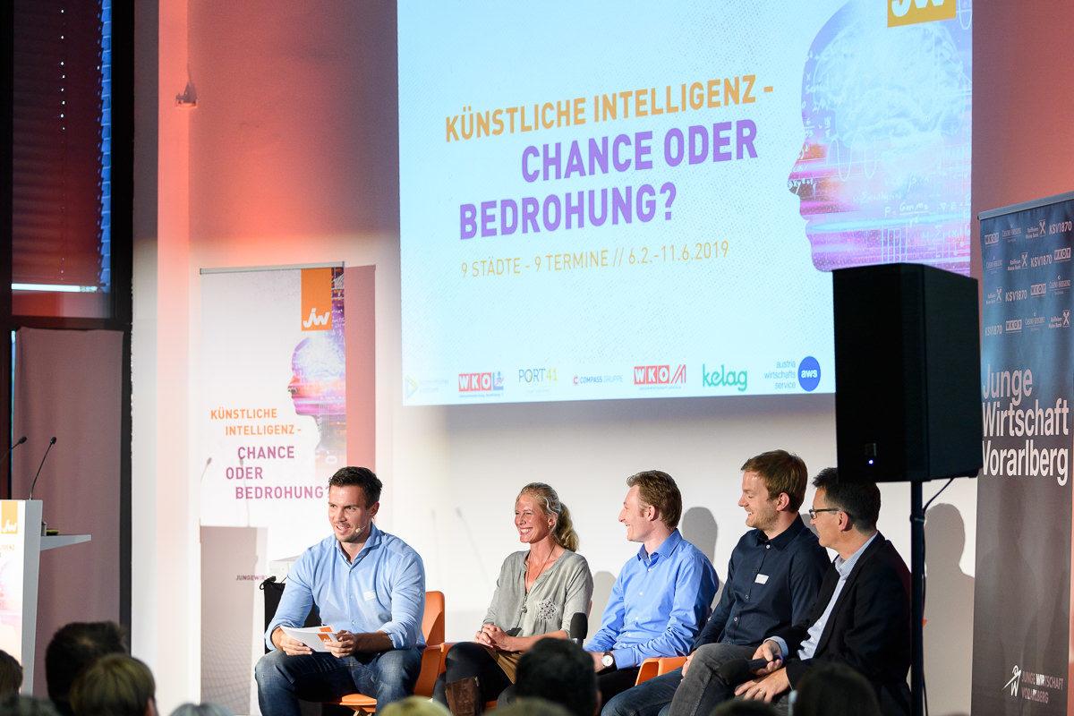 JW-Roadshow: Künstliche Intelligenz – Chance oder Bedrohung?